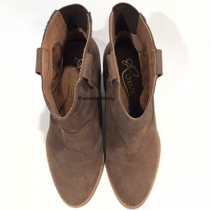 c75186b3c24 Anthropologie Shoes - Anthropologie Rowen Hidden Wedge Boots